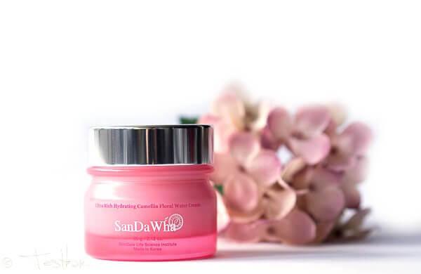 Ultra Rich Hydrating Camellia Floral Water Cream von SanDaWha