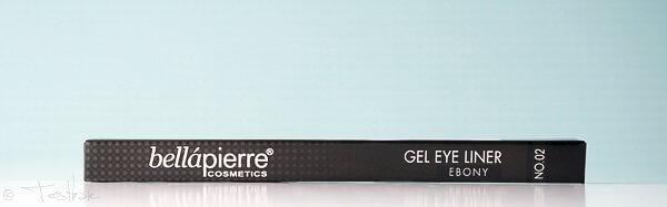 bellápierre Cosmetics -Gel Eye Liner