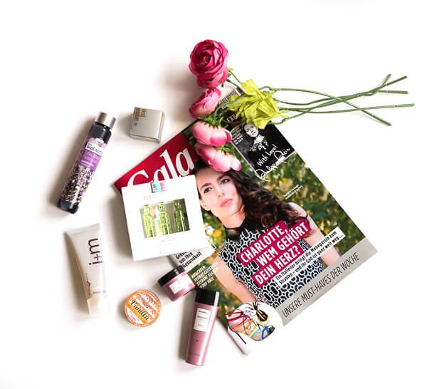 Die Gala Beauty Box im November 2015