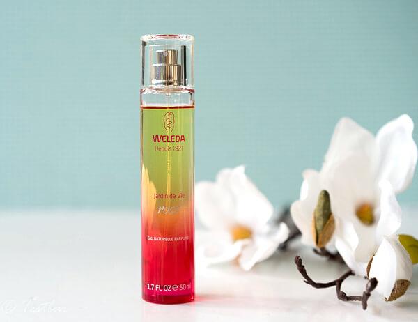 WELEDA Jardin de Vie rose-Eau Naturelle Parfume
