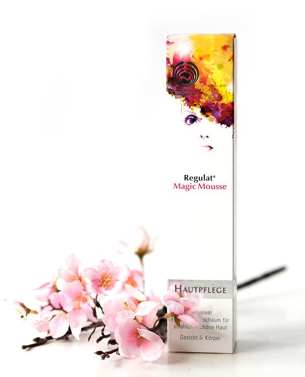 Regulat Magic Mousse - Luxus-Feuchtigkeitsschaum
