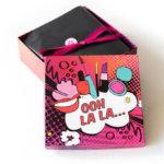 Die Pink Box im November 2016 – Pop Art Edition