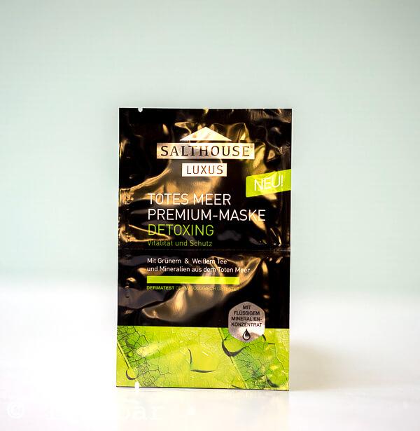 Salthouse luxus – Totes Meer Premium-Maske Detoxing