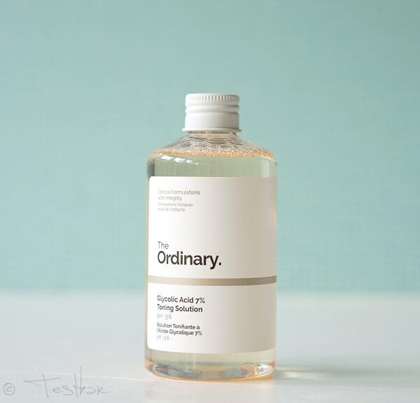 Glycolic Acid 7% Toning Solution Gesichtswasser von The Ordinary