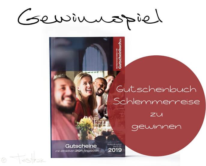 Genüssliche Schlemmerreise mit Gutscheinbuch.de zu gewinnen