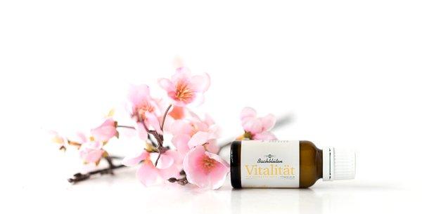 Bachblüten - 7-TAGE-KUR Vitalität