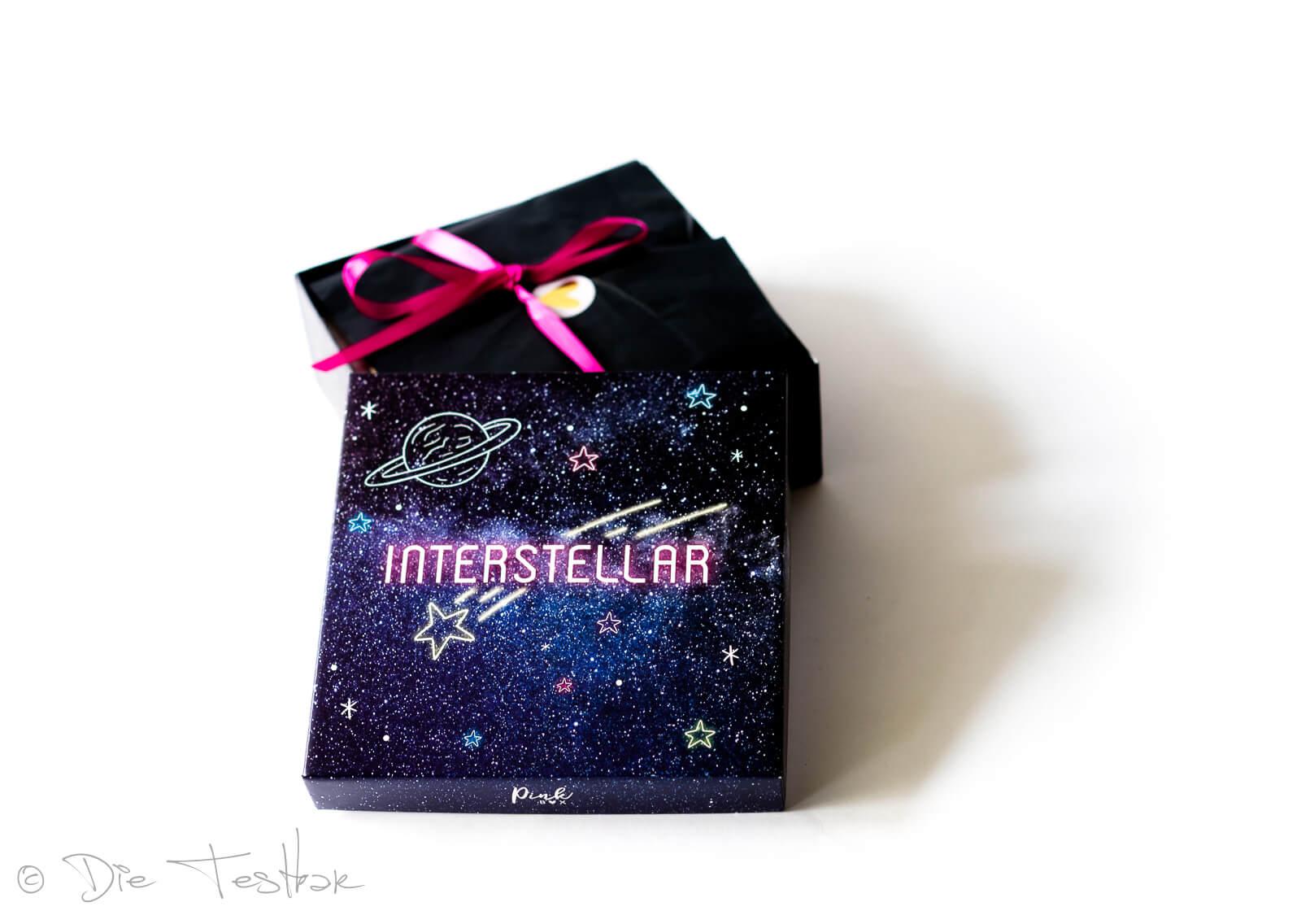 DIE PINK BOX im April 2021 – Pink Box 9. Geburtstag 2021