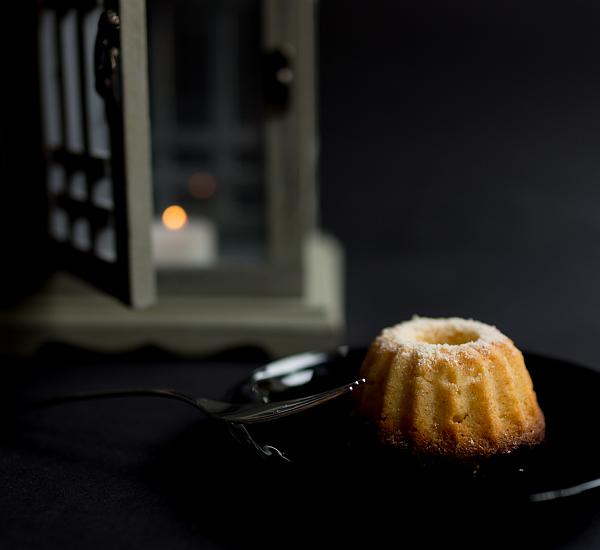 Köstliche Minigugelhupfe