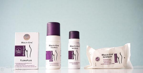 Pflege bei Intimbeschwerden von Multi-Gyn