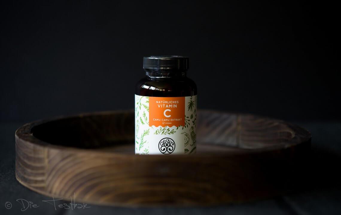 Natürliches Vitamin C aus Camu Camu-Extrakt von Nature Love