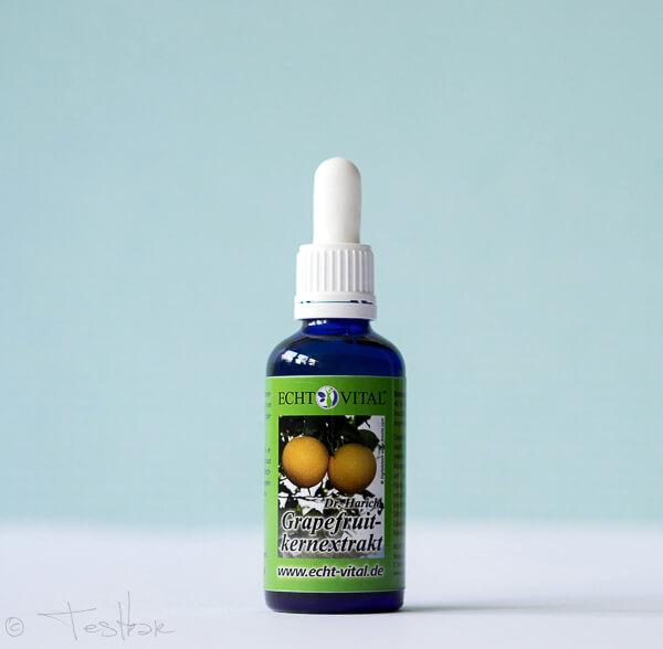 Grapefruitkernextrakt - natürliches Extrakt nach Dr. Harich von Echt Vital
