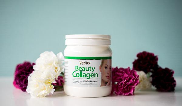 Anti-Aging - Beauty Collagen mit Aminosäuren für straffe und glatte Haut