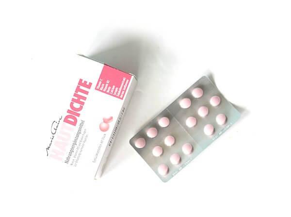 Marie Claire Hautdichte Tabletten