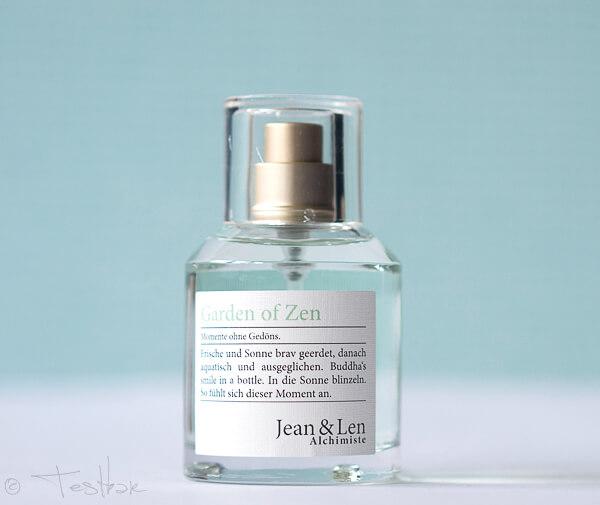 Garden of Zen - Eau de Parfum - Damenduft von Jean&Len