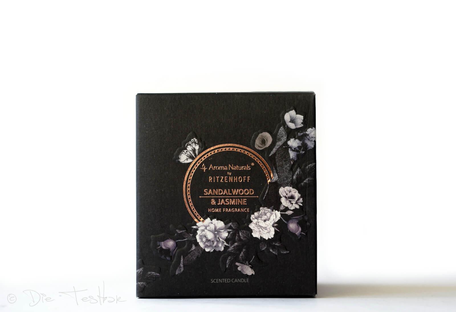 Noir Duftkerze - Sandalwood & Jasmine