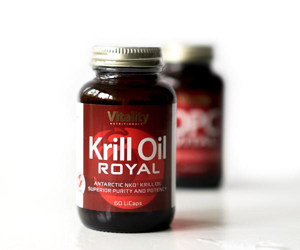Anti-Aging - Krillöl Royal Astaxanthin aus Algen