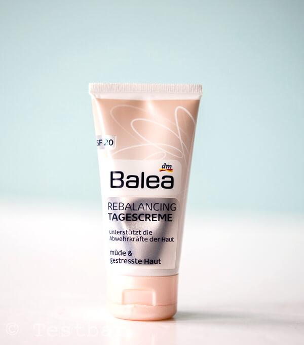 Balea - Rebalancing Tagescreme in Fullsize