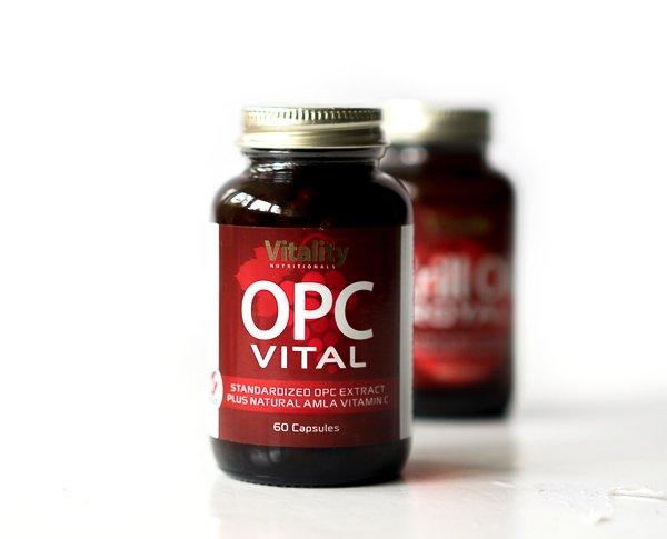 Anti-Aging - Hochdosierter OPC Traubenkernextrakt