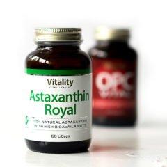 DieAstaxanthin Kapseln welche wir Euch heute vorstellen enthalten100% natürliches Astaxanthin aus Algen. Die Kapseln sind mit 6 mg pro Kapsel hochdosiert. Sie haben ausserdem eine hohe Bioverfügbarkeit und Reinheit. Weiterhin sind sie auch für Veganer und Vegetarier geeignet. Nun fragen sich einige von Euch aber sicherlich was dieAstaxanthin […]