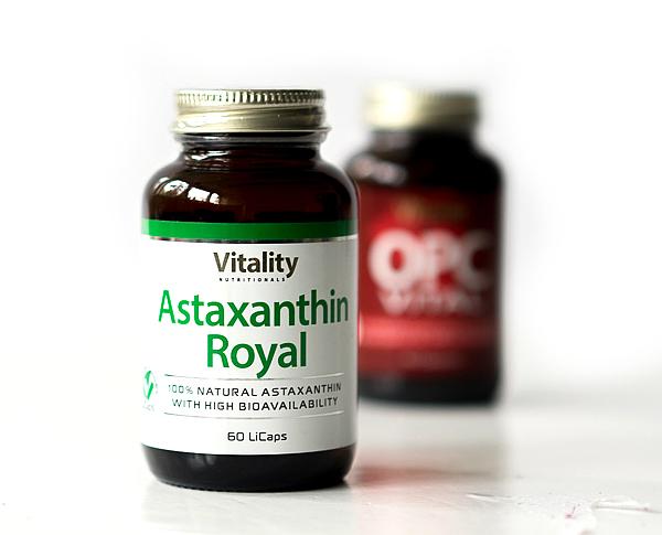Anto-Aging - Hochdosierte Astaxanthin Kapseln