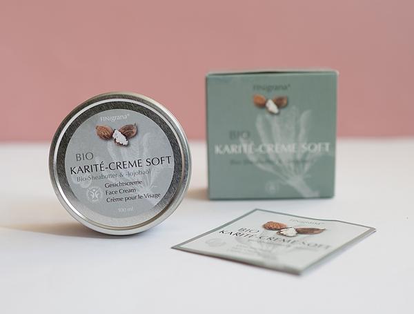 Bio-Karité-Creme soft 100ml i.W-Blechdose
