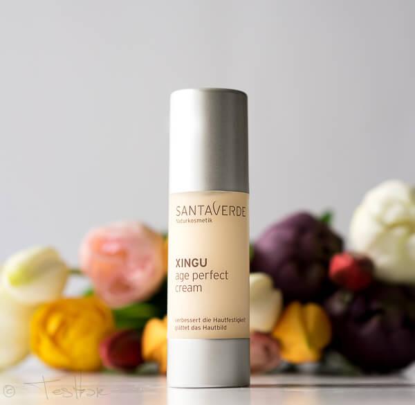 XINGU age perfect cream von Santaverde