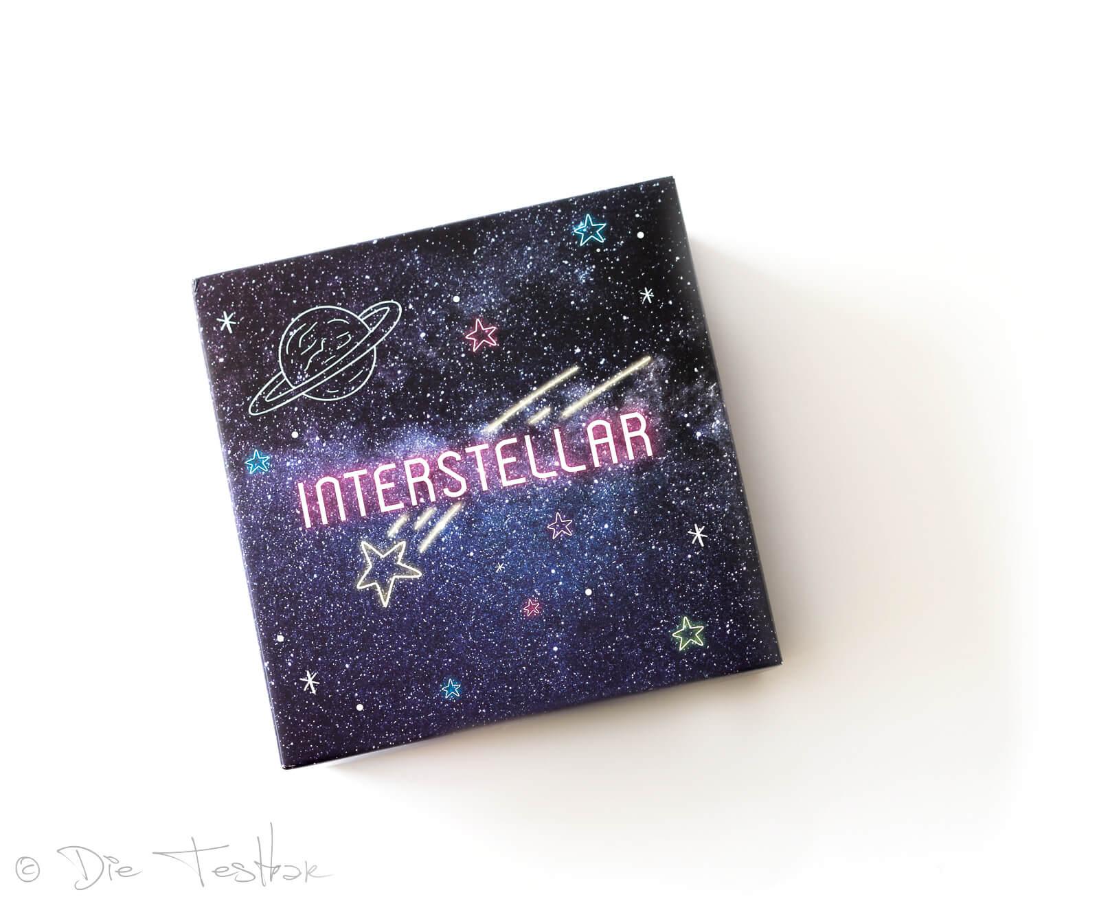 DIE PINK BOX im September 2020 – Pink Box Interstellar 2020