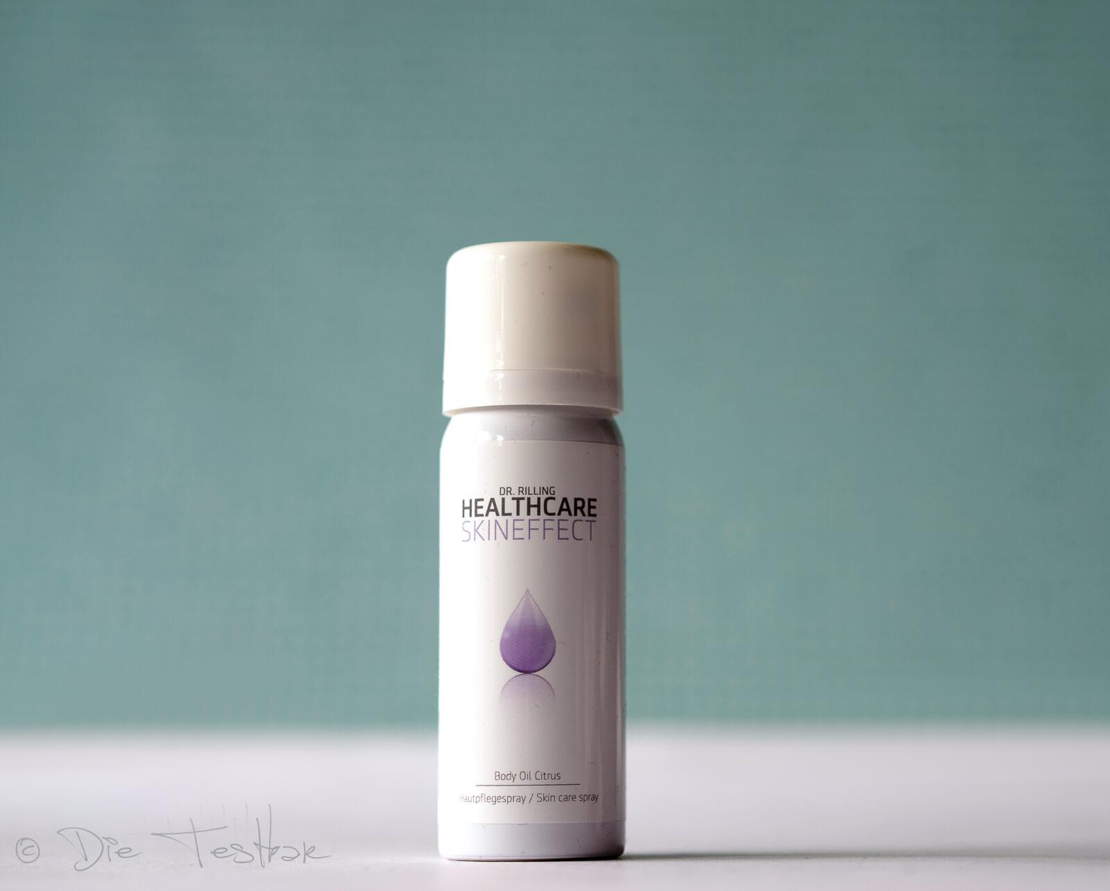 SILICIUM SKINEFFECT - Hautpflegespray