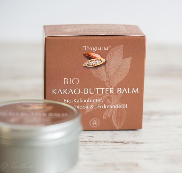 Bio-Kakaobutter-Balm