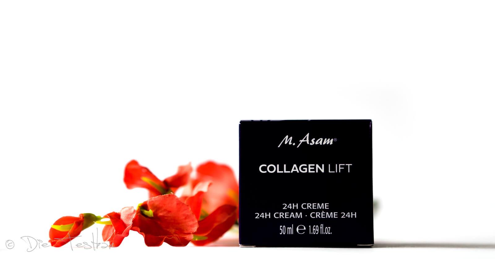 COLLAGEN LIFT 24h Creme von M. Asam