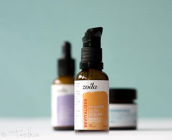 zoila Revitalizer Brighter Skin Serum mit Vitamin C + Hyaluron