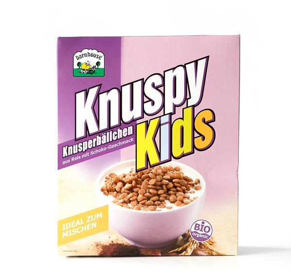 BARNHOUSE - Knuspy Kids