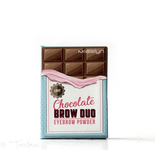 CHOCOLATE BROW DUO EYEBROW POWDER