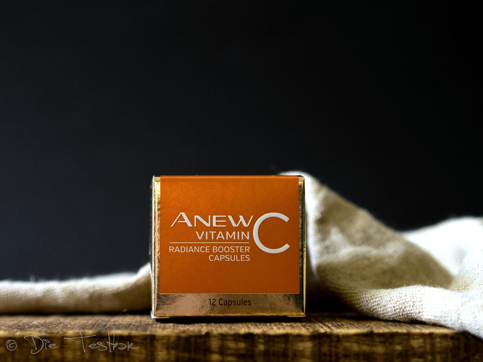 AVON ANEW VITAMIN C Booster-Ampullen für einen strahlenden Teint für jedes Alter