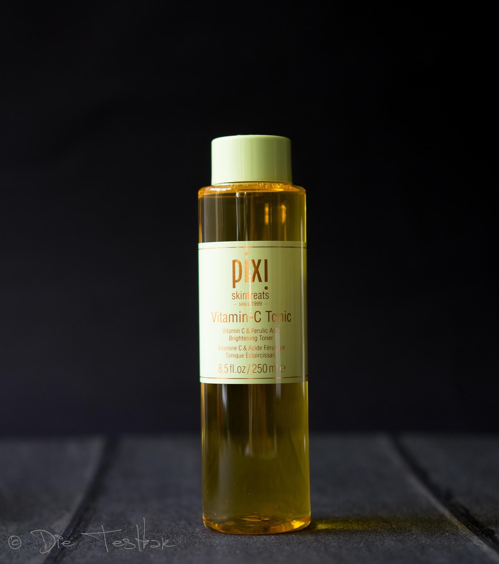 Vitamin-C Tonic Gesichtswasser von Pixi