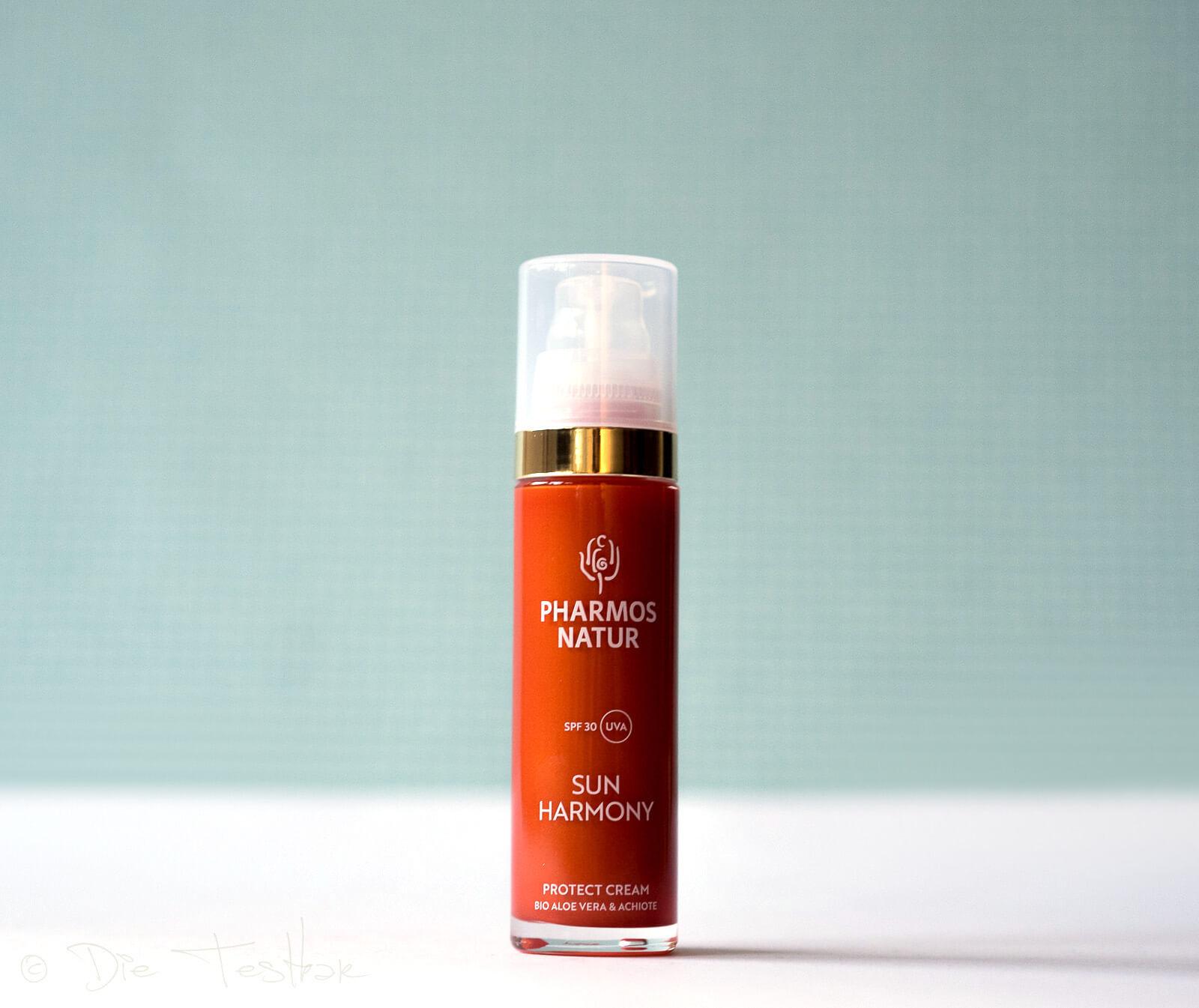 Sun Harmony Protect Cream von Pharmos Natur