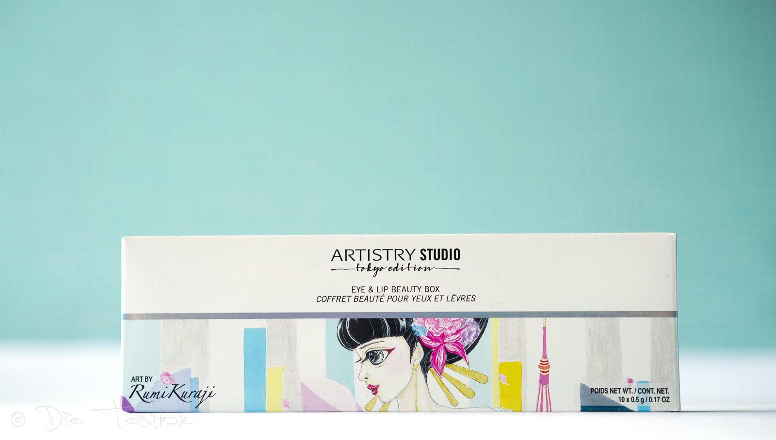 ARTISTRY STUDIO™ - Neue dekorative Kosmetik aus der Tokyo Edition