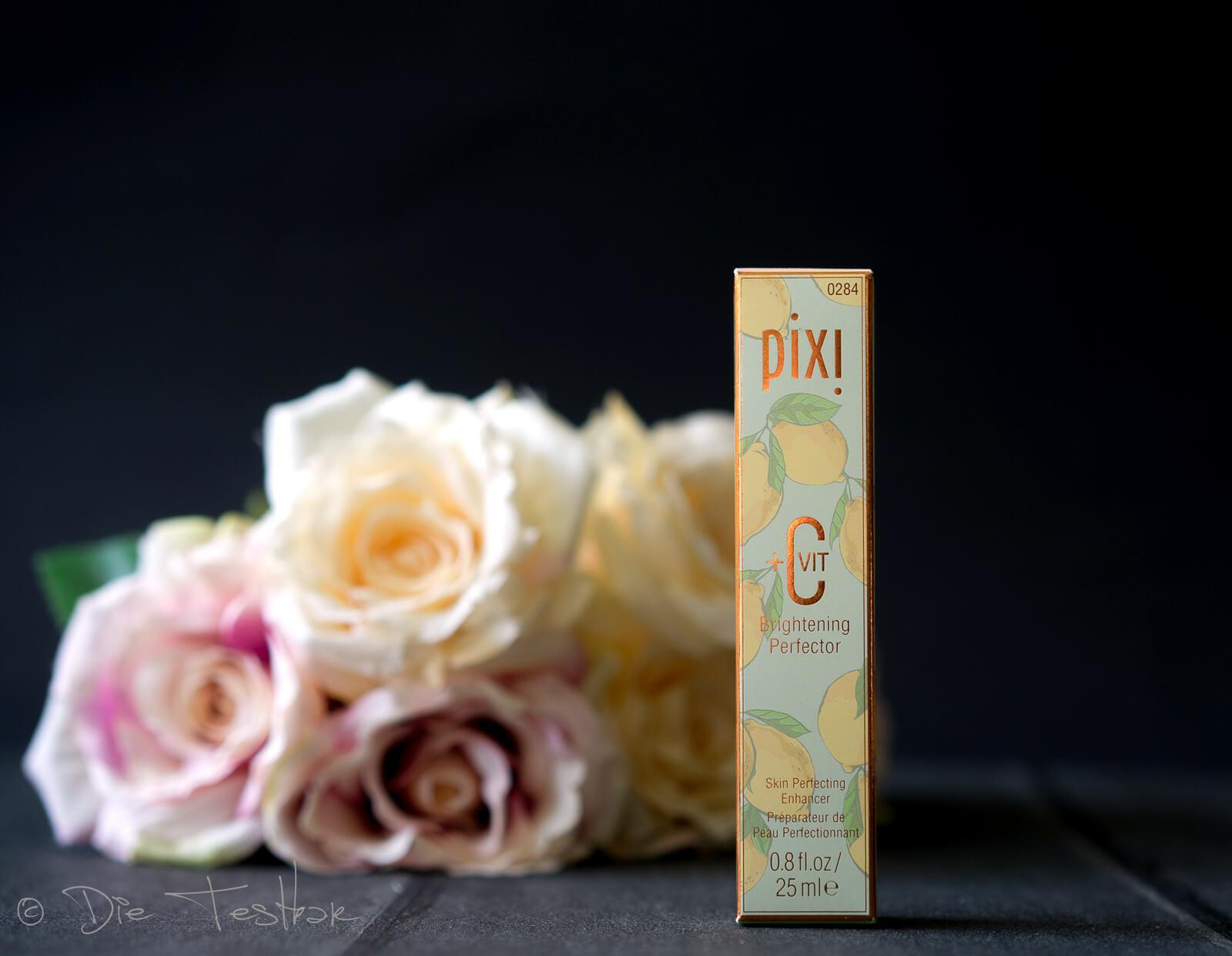 Vitamin C - Brightening Perfector Gesichtspflege von Pixi