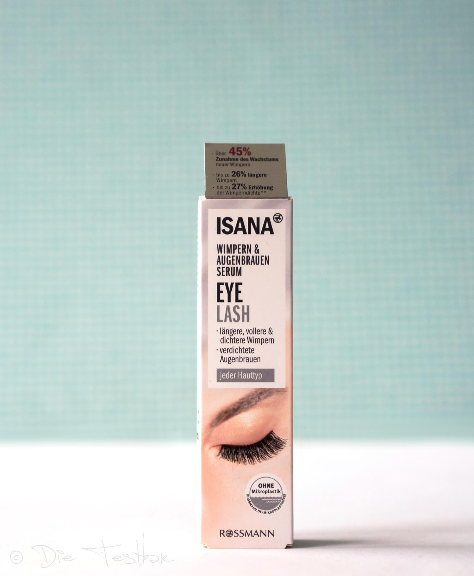 ISANA - Eye Lash Wimpernserum