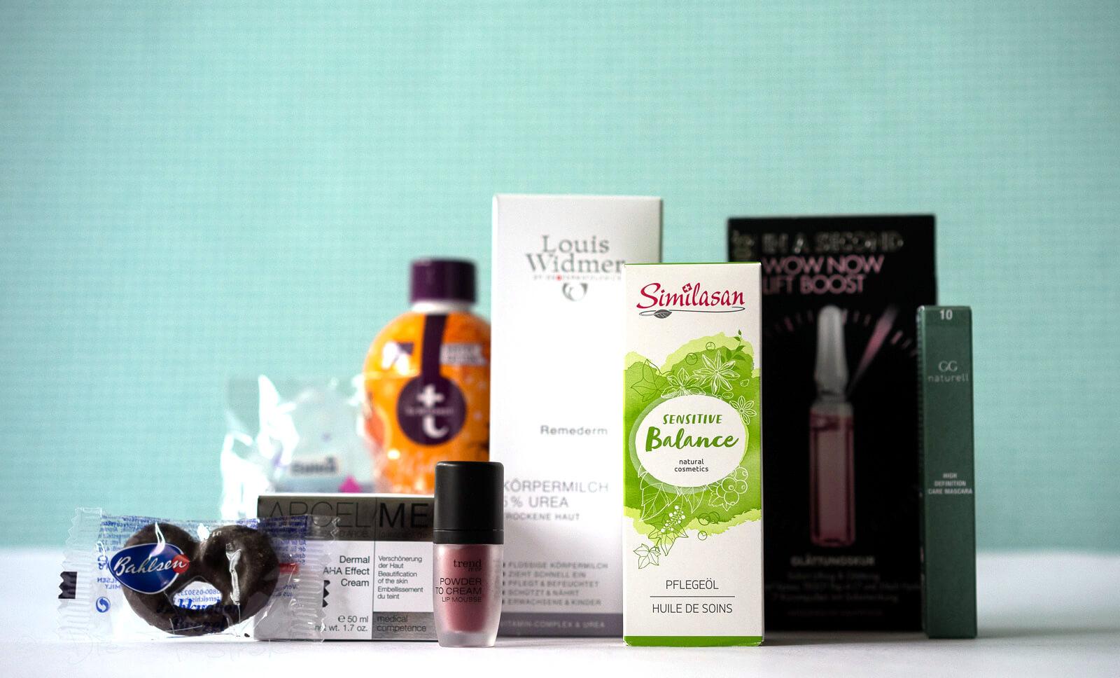 Beautyneuheiten – Beautypress News Box im November 2019