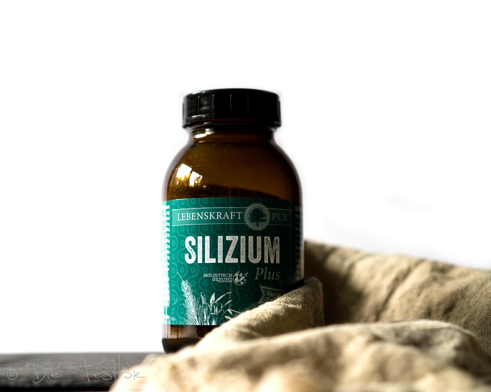 Silizium Plus Hoch bioverfügbar & natürlich