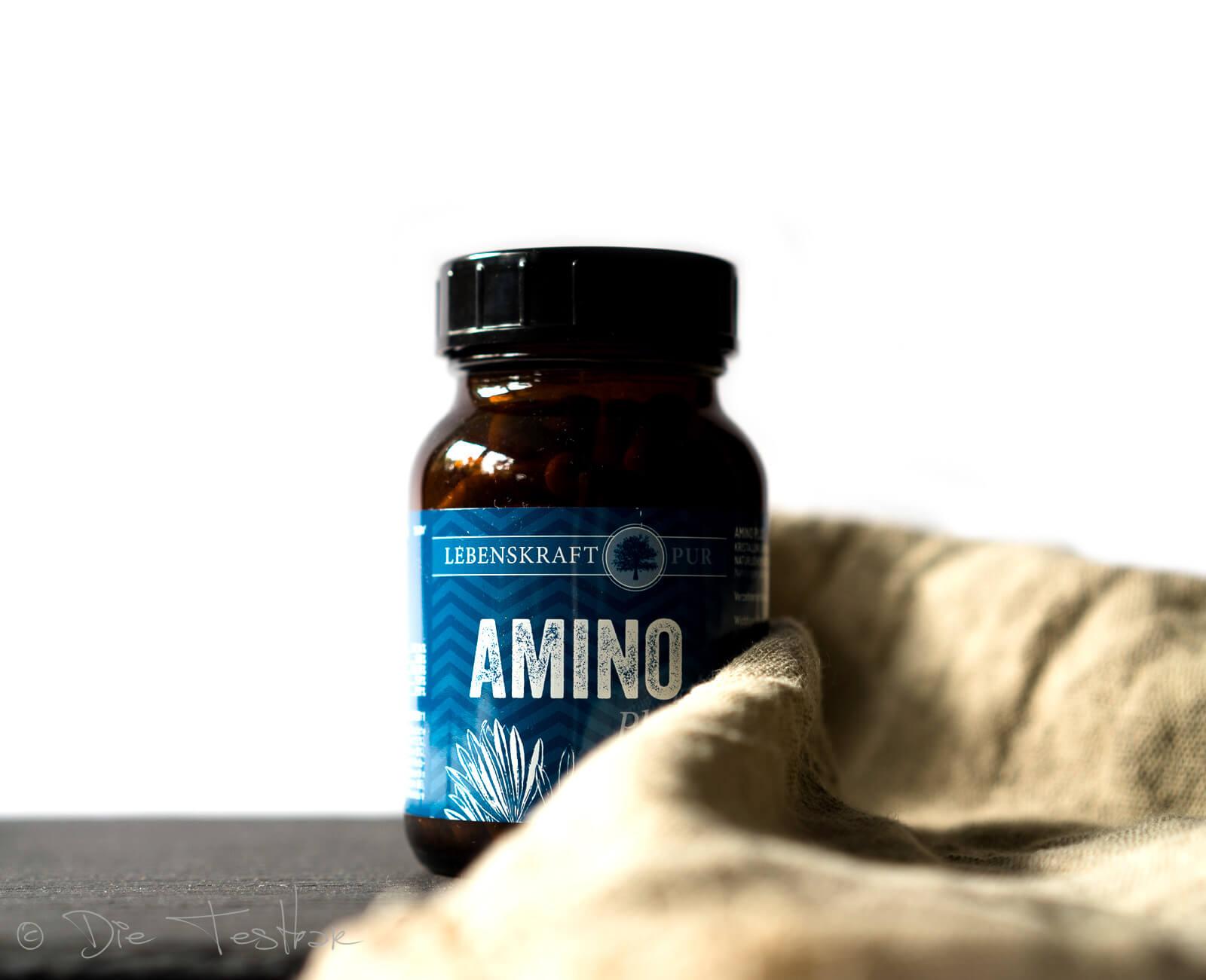 Amino Plus Kristalline- & essenziell
