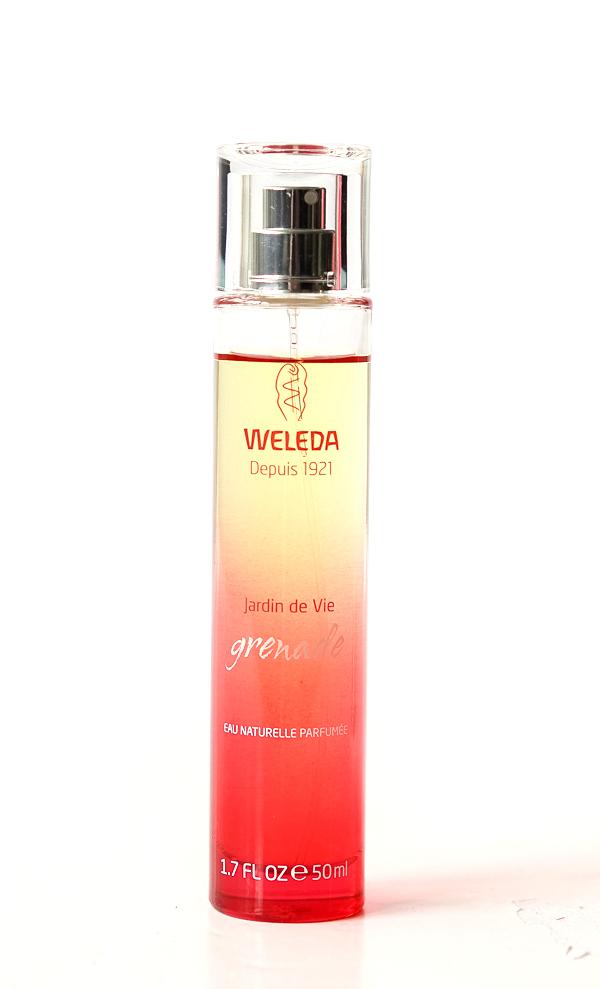 Weleda Jardin de Vie-Eau Naturelle Parfum Grenade