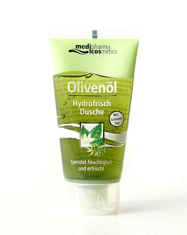 Medipharma Cosmetics Olivenöl Hydrofrisch Dusche