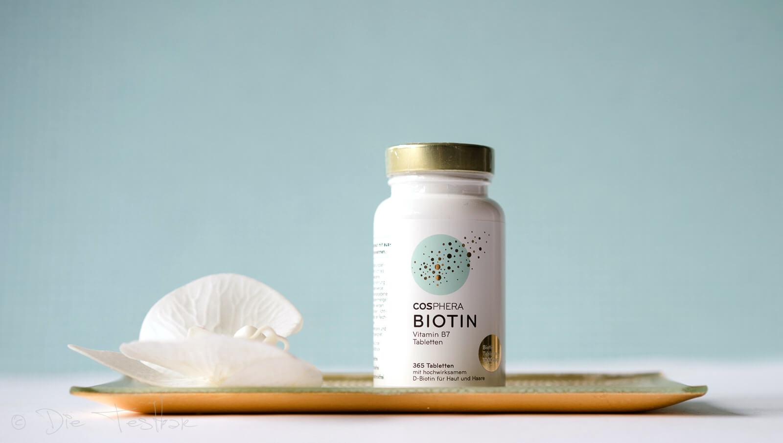 Biotin Tablettenvon Cosphera