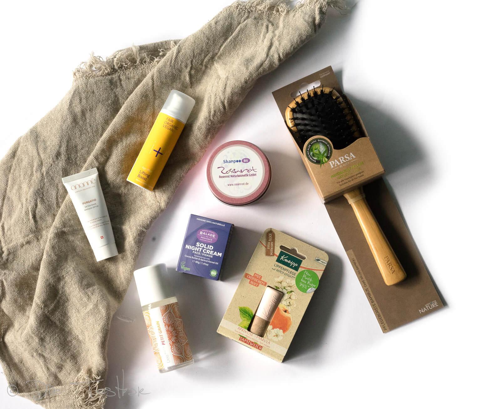 beautylove – The Natural Box im Oktober 2020 – Earthly Calm