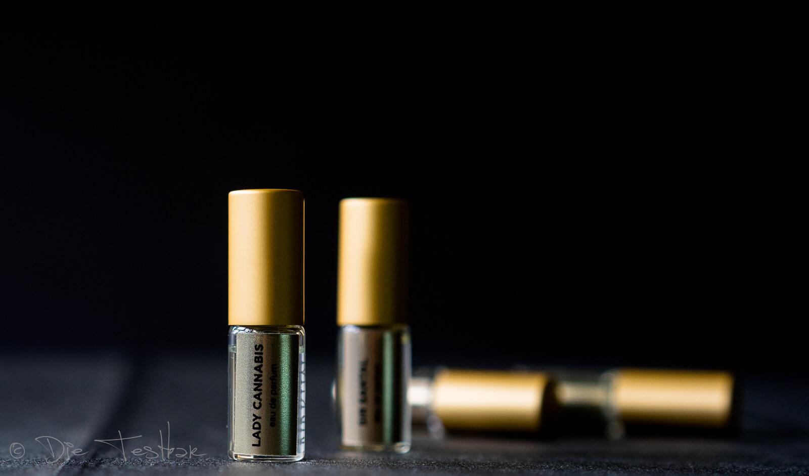 Woody Collection Sommelier-Set von Birkholz Perfume Manufacture