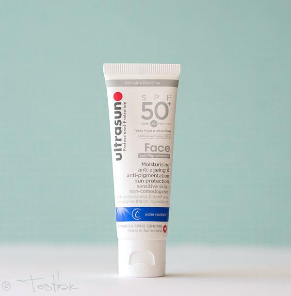 Ultrasun -Ultrasun - Face Anti-Pigmentation SPF50+ 25ml Tube