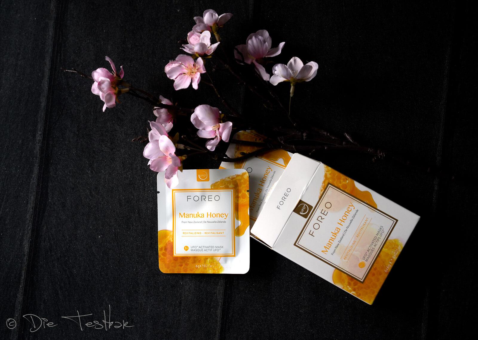 Manuka Honey Maske