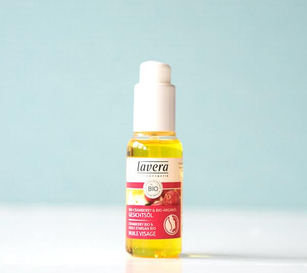 Regenerierendes Gesichtsöl Bio-Cranberry & Bio-Aganöl